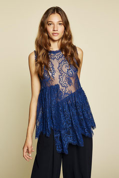 """GUARDAROBA"" TOP LACE"