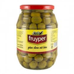 Fruyper - Grüne Oliven kernlos