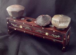 Porte-fourneaux à opium à quatre trous #2