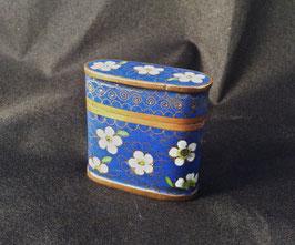 Boîte à opium en émaux cloisonnés #2