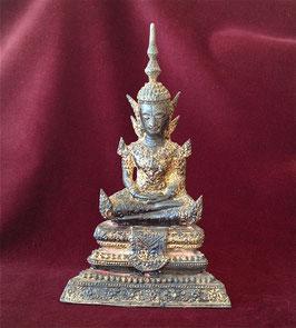 Statuette du Bouddha en méditation (XIXe siècle)