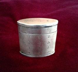 Boîte à opium navette