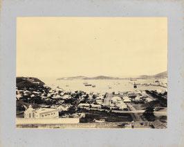 Louis Jourdain, Nouméa : le Quartier Latin à Nouméa. (c. 1897)