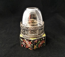 Lampe à opium en émaux cloisonnés #3