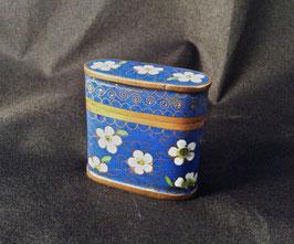 Boîte à opium en cloisonné #2