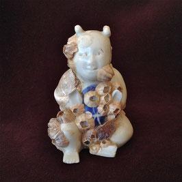 Bébé en porcelaine provenant de l'épave de Ca Mau (c. 1725)