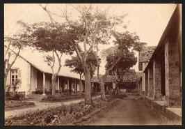 Charles Nething, Nouméa : Hôpital de l'Île Nou (c. 1900)