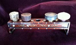 Porte-fourneaux à opium à cinq trous