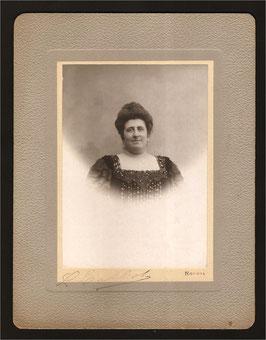 Louis Talbot, Nouméa (actif 1905-1910) : Mme Bernheim ?