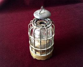 Lampe à opium de fumerie (lampe cage)