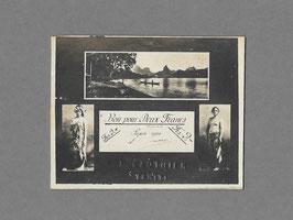 Tahiti : monnaie de nécessité 2 francs 1920