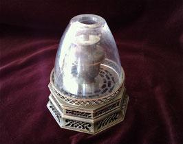 Grosse lampe à opium en baitong