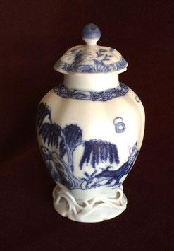 """"""" Tea caddy """" de l'épave de Ca Mau (époque Yongzheng, c. 1725)"""