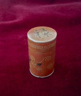 Boîte à opium en cuivre