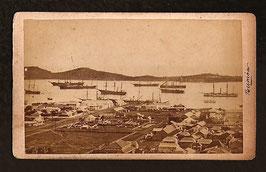 """CDV : Allan Hughan (1834-1883), Nouméa :  """"Nouméa"""" (c. 1875)"""
