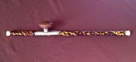 Pipe à opium en écaille #2
