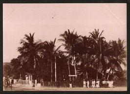 Charles Nething, Nouméa : Direction du Port (c. 1900)