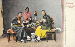 CPA : Chinese opium fiends smoking opium