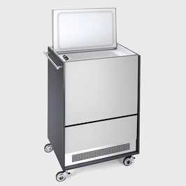 Furniture Cooler Aluminium Groove with Rail
