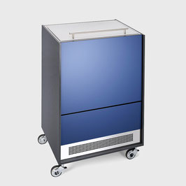 Furniture Cooler Navy Blue Standard