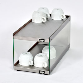 Cup Warmer Add-on Module Glass