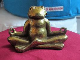 Yoga-/ Meditationskissen Classic unifarben mit Innenkissen