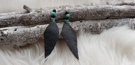 Spring Feathers handmade