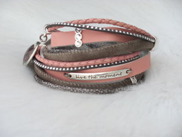 DIY Chocolate/Soft Pink