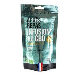 "Infusion Bio CBD ""Après-repas"""