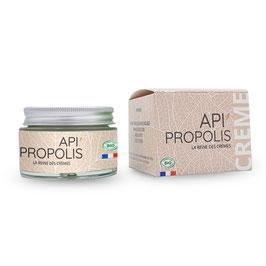 Crème à la propolis bio