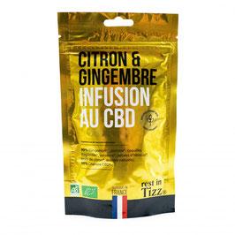 """Infusion Bio CBD """"citron gingembre"""""""