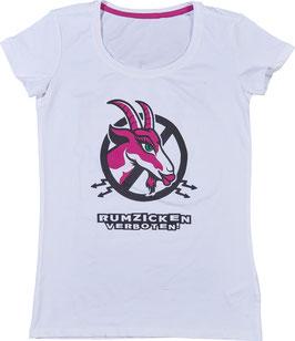 """T-Shirt """"Rumgezicke"""" für SIE"""