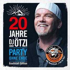"diverse CD´s in der Edition ""DJ Ötzi"" oder ""I bin da Toni"""
