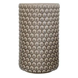 Vase, Grey, Stoneware