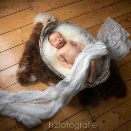 Babyshooting / Neugeborenenshooting ab dem 10.Tag