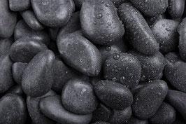 Glanzkies schwarz , 10-35