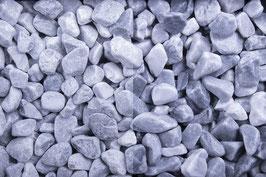 Kristall Blau getrommelt, 25-40
