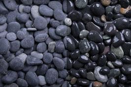 Beach Pebbles, 8-16