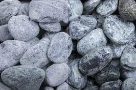 Kristall Grün getrommelt, 20-50