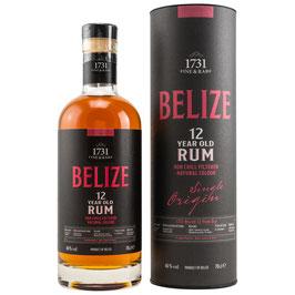 1731 Rum | Belize 12 Jahre