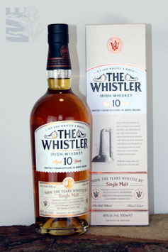 The Whistler, How the  Years Whistle by, 10 Jahre
