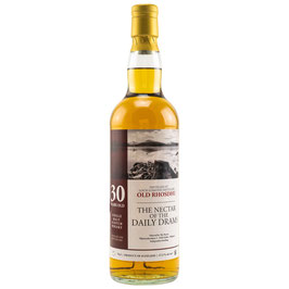 Loch Lomond  | Old Rhosdhu 1990/2020 | 30 Jahre | The Nectar of the Daily Drams