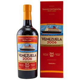 Transcontinental Rum Line | Venezuela 2006