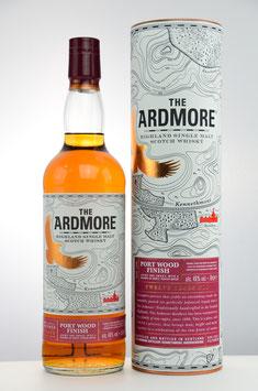 Ardmore  12 Jahre | Port Wood Finish