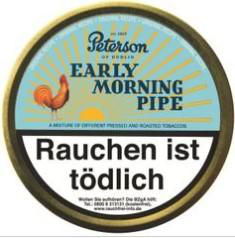 Peterson | Early Morning Pipe | 50gr. Dose
