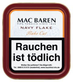 Mac Baren | Navy Flake