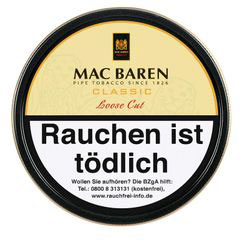 Mac Baren | Classic | 100gr. Dose