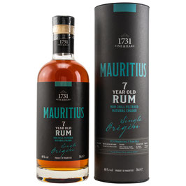 1731 Rum | Mauritius 7 Jahre