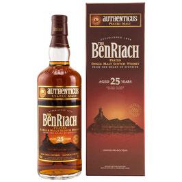 Benriach 25 Jahre | Authenticus
