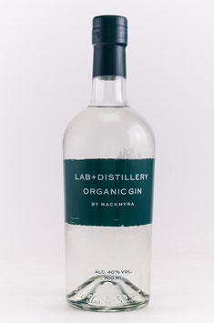 Mackmyra LAB Distillery Organic Gin